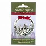 Outlander Inspired Standing Stones Christmas Decoration 9695